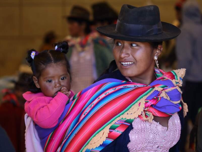 Femme quechua