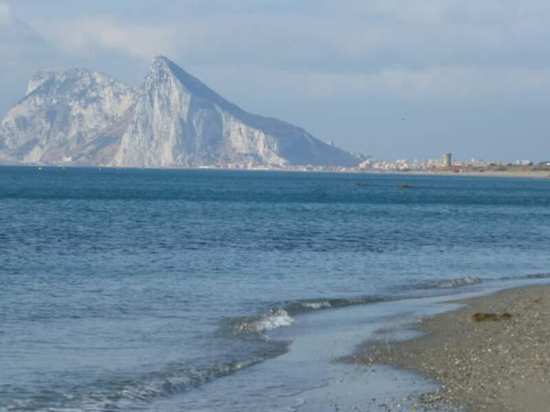 Espagne - Alcaidesa et le rocher de Gibraltar