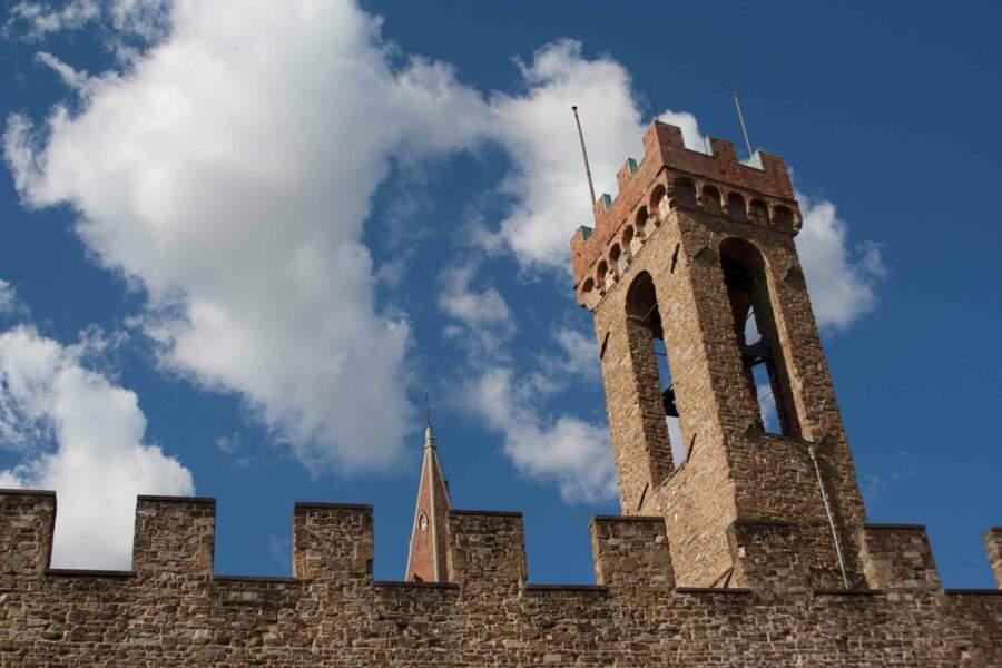 Le palais du Bargello