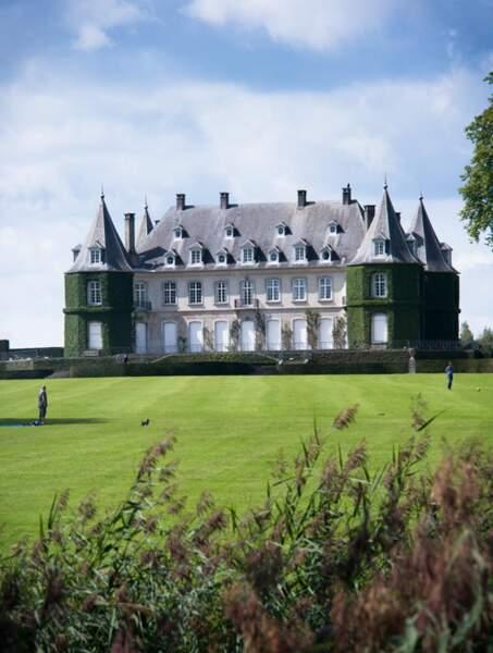 Belgique - Château de la Hulpe
