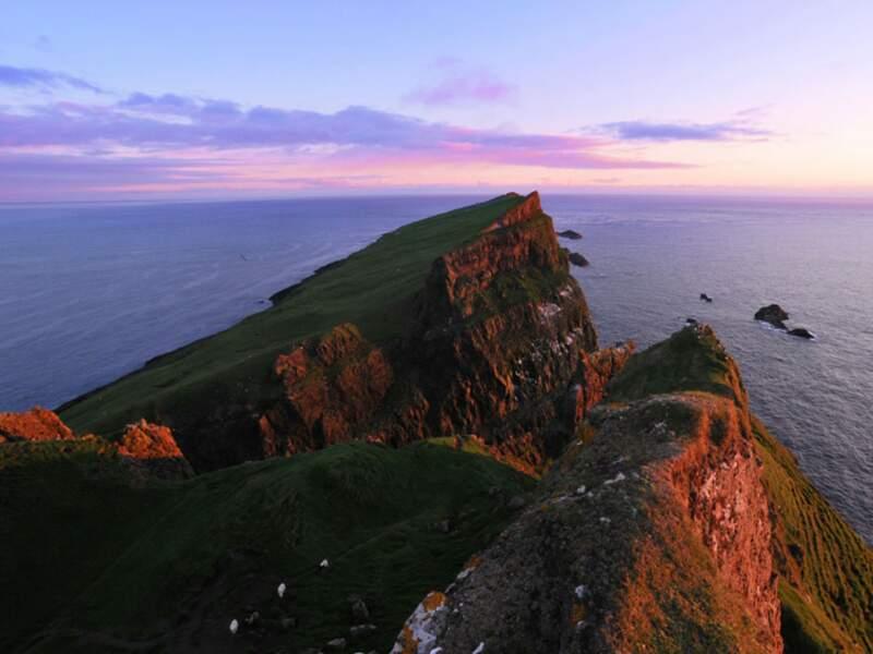 Diaporama n°5 : Les Îles Féroé, un archipel sauvage