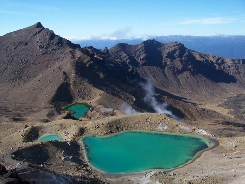 Tongariro, par Benjamin Bianchet