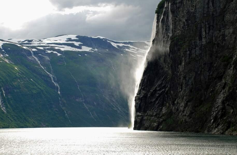 Le merveilleux parcours des fjords en Norvège