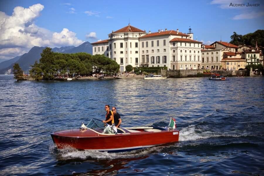 Italie -Le lac Majeur et ses îles Borromées