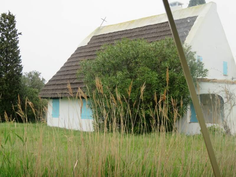 Habitat de Camargue