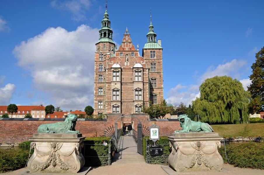 Le château de Rosenborg, ancien palais royal