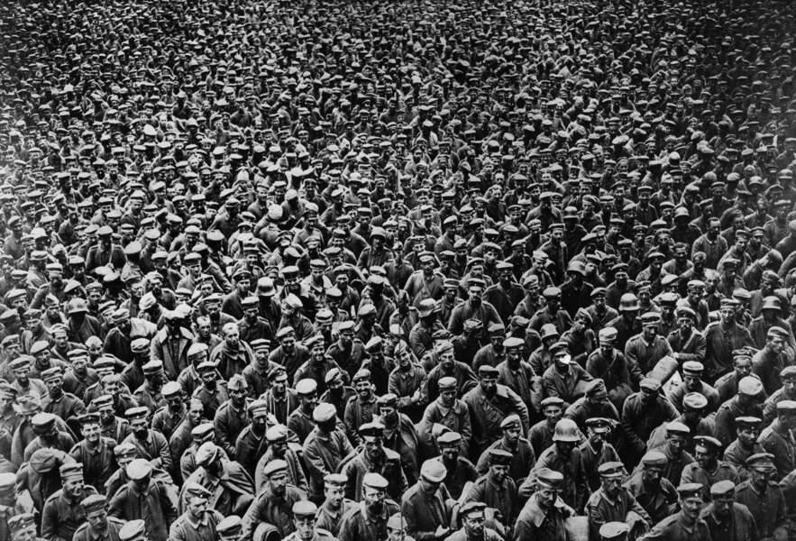 8 août 1918 : la bataille d'Amiens ou le début de la fin