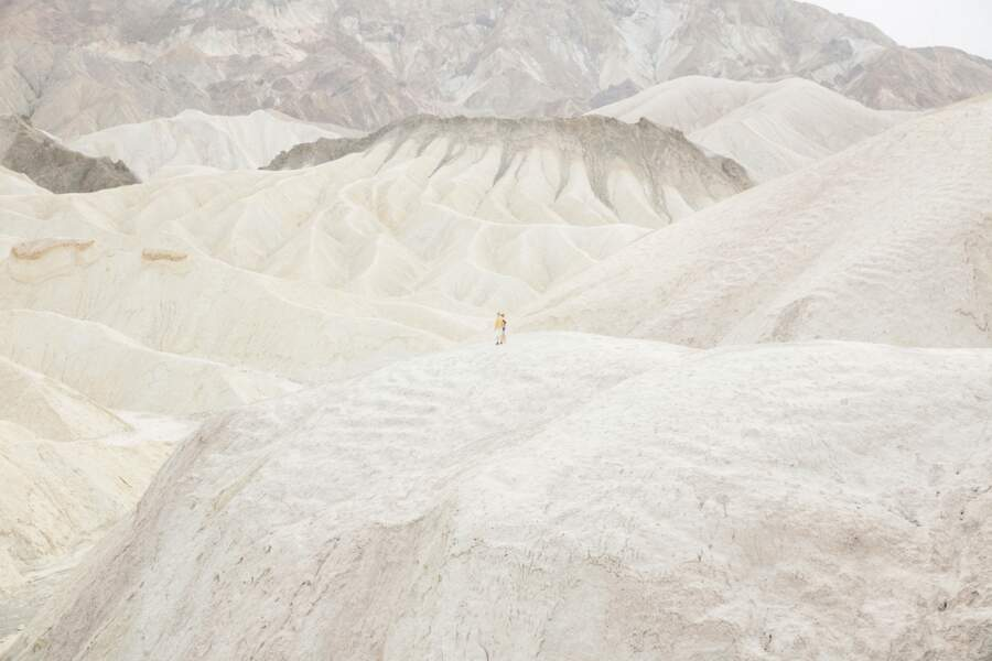 A Zabriskie Point, la géologie fait son cinéma