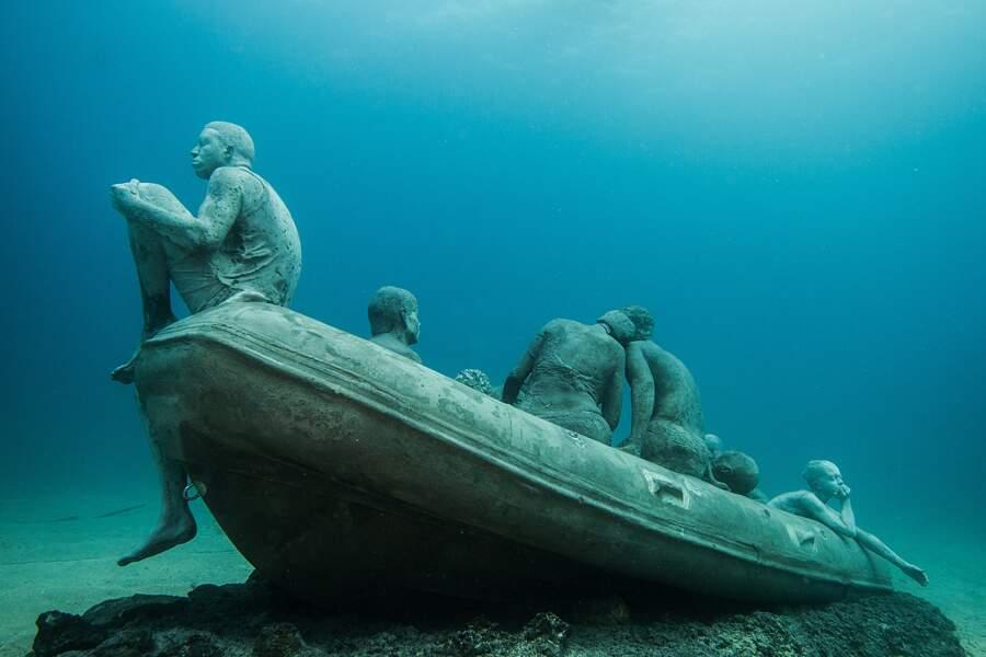 20 000 œuvres sous les mers