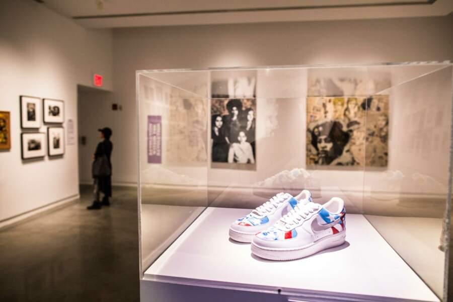 Les Black Panthers latinos entrent au musée