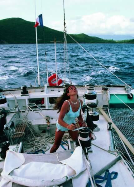 1990 : les femmes et la mer