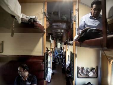 L'Inde d'ouest en est à bord du Kolkata Mail