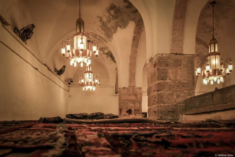 La mosquée d'Abraham
