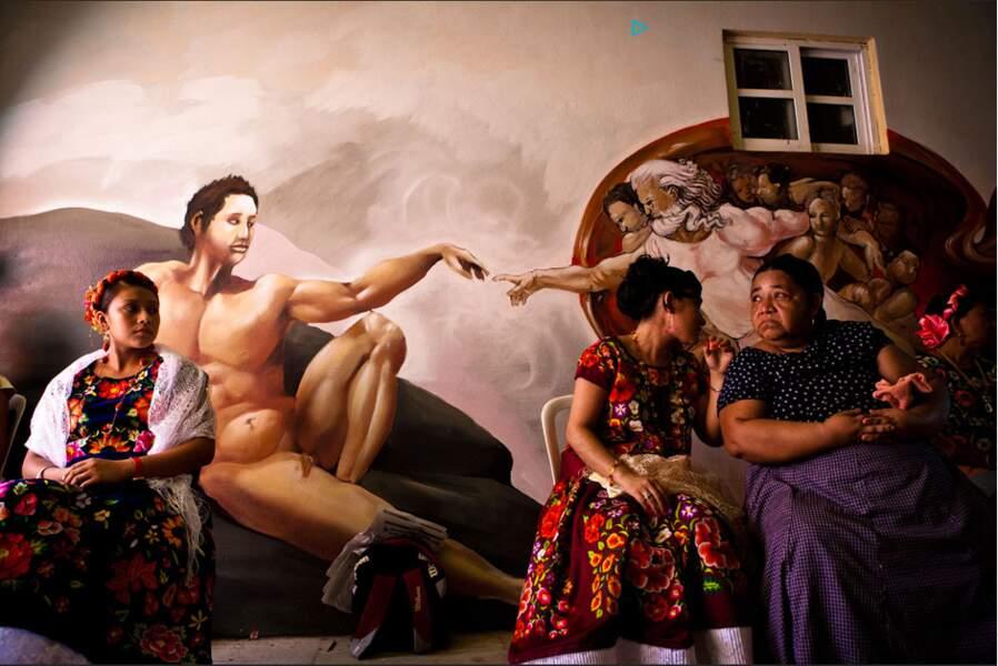 Les reines de Juchitán