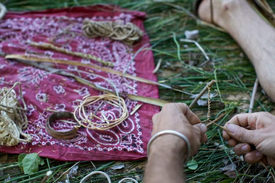 Savoir tresser des fibres