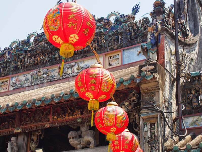 Temple à Hô Chi Minh-Ville, par Constance Quaglino / Communauté GEO