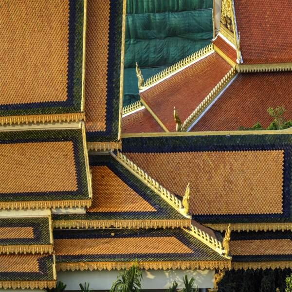 Un temple doré