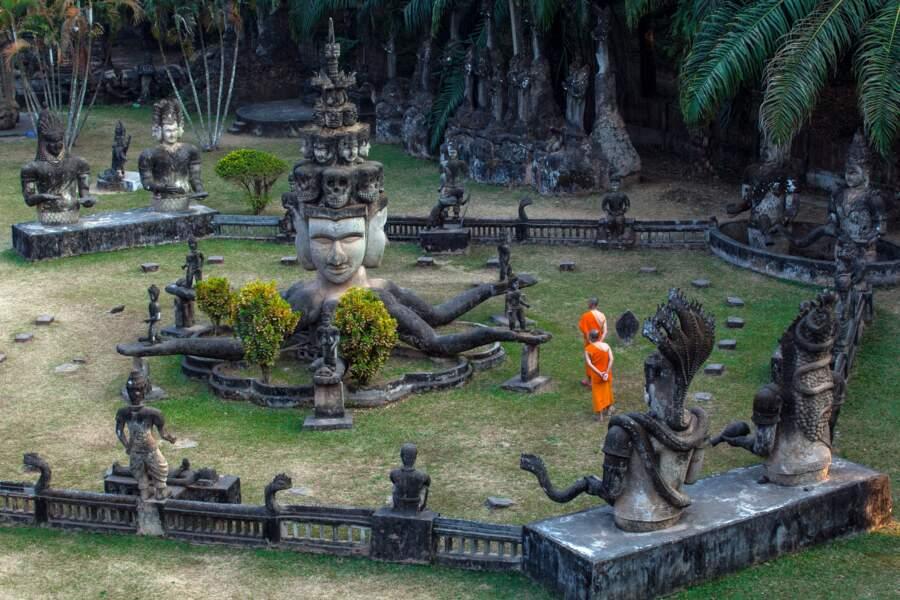 Xieng Khouan Bouddha Parc