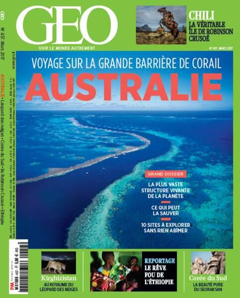 Retrouvez l'intégralité de ce reportage dans le magazine GEO n°457 (mars 2017)