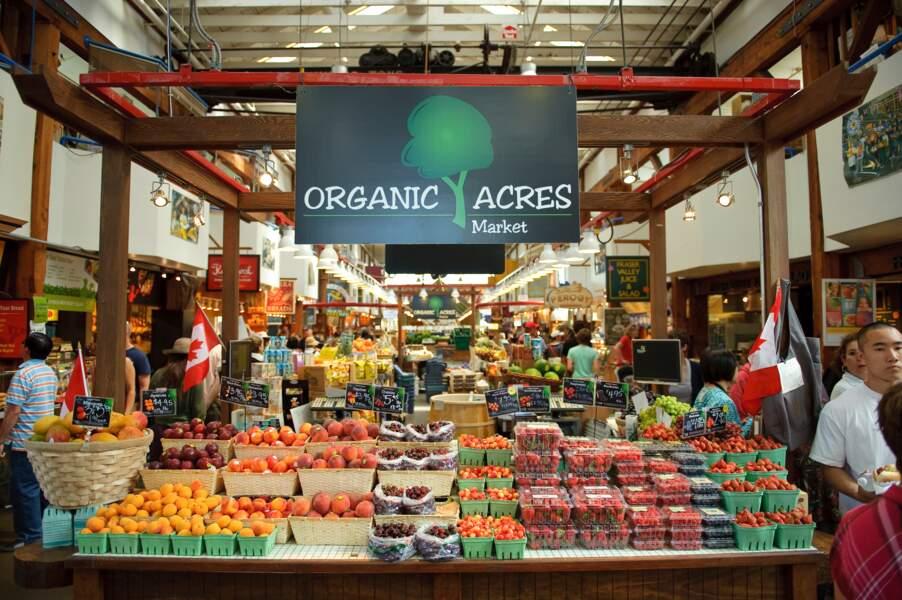 Déguster les spécialités locales au marché