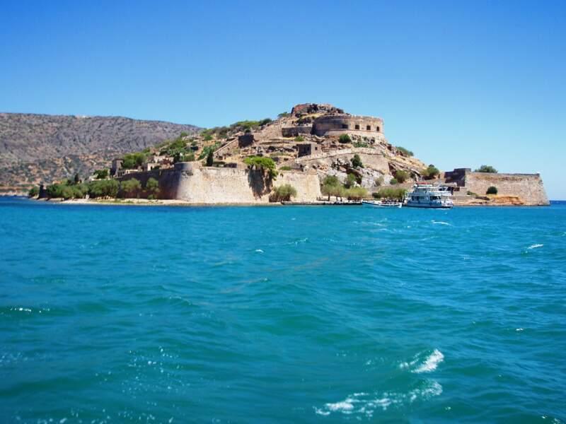 L'île de Spinalonga