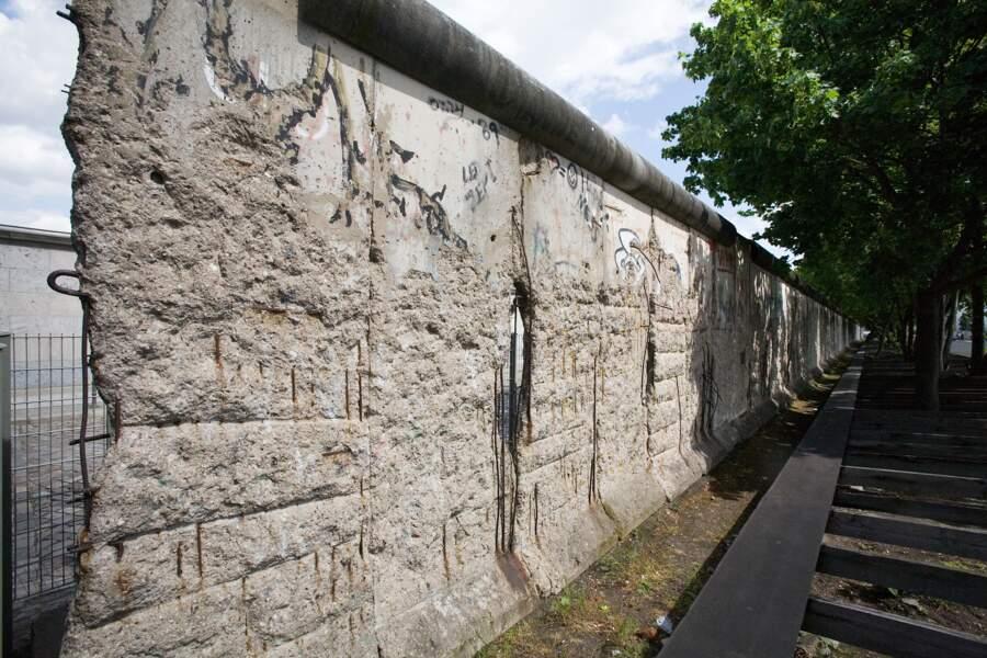 12 - Le Mur de Berlin, Allemagne