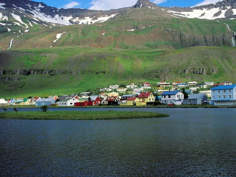 Diaporama n°7 : Les côtes islandaises par la route n°1