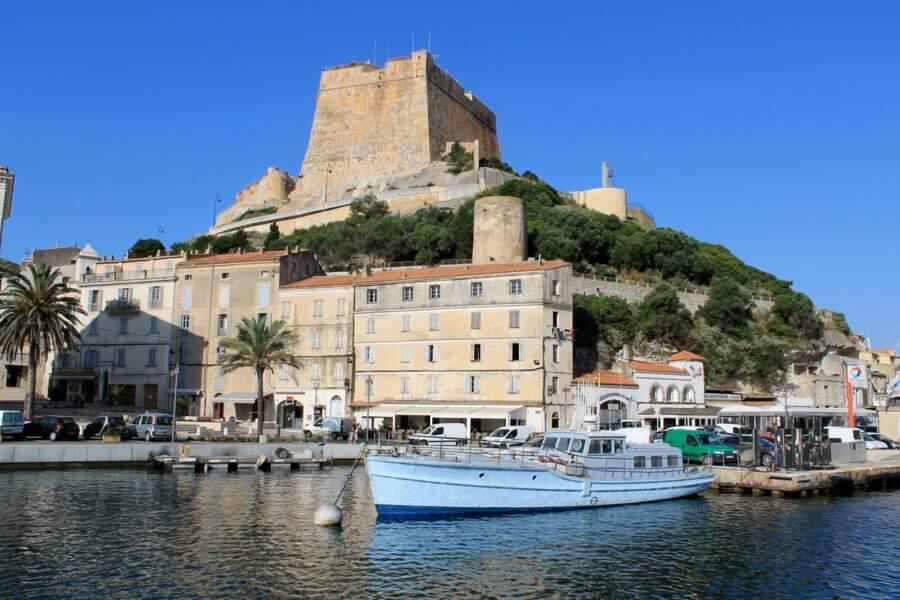 Bonifacio, la cité sur la falaise