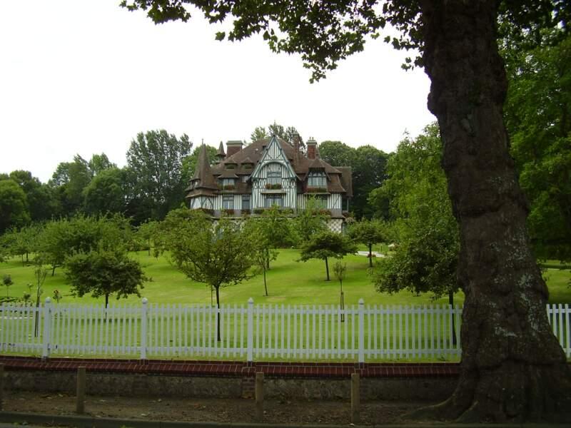 La villa Strassburger, une demeure pittoresque