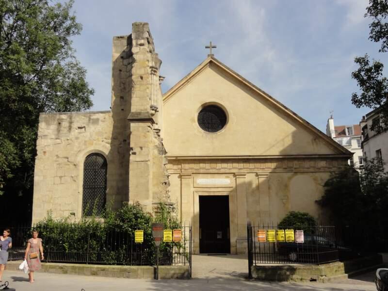 Saint-Julien-le-Pauvre, une église villageoise au cœur de la capitale
