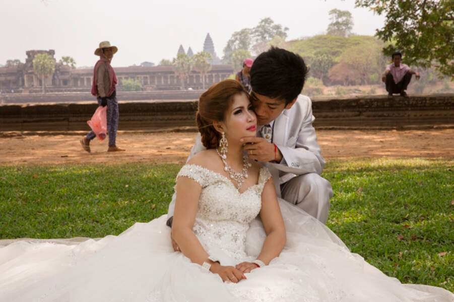 Ouh la belle mariée !