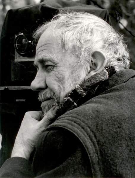 Portrait of Josef Sudek, 1962