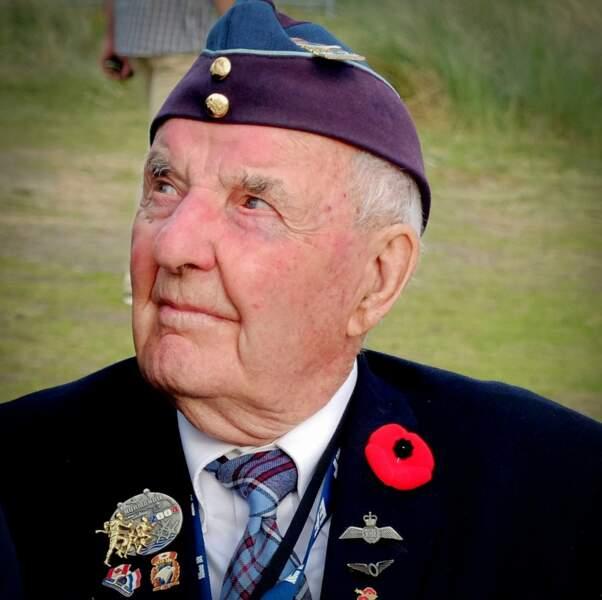 Portrait de vétéran