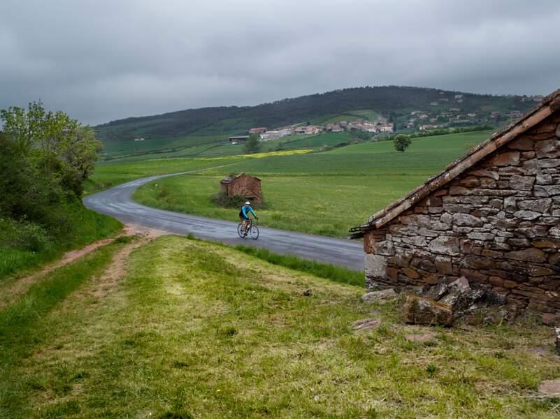 Paysage au carrefour Saint-Pierre D999 – D902