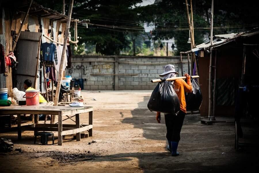 Travailleur birman