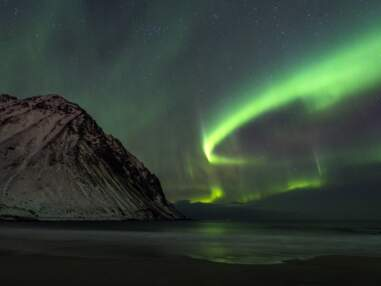 La magie des aurores boréales