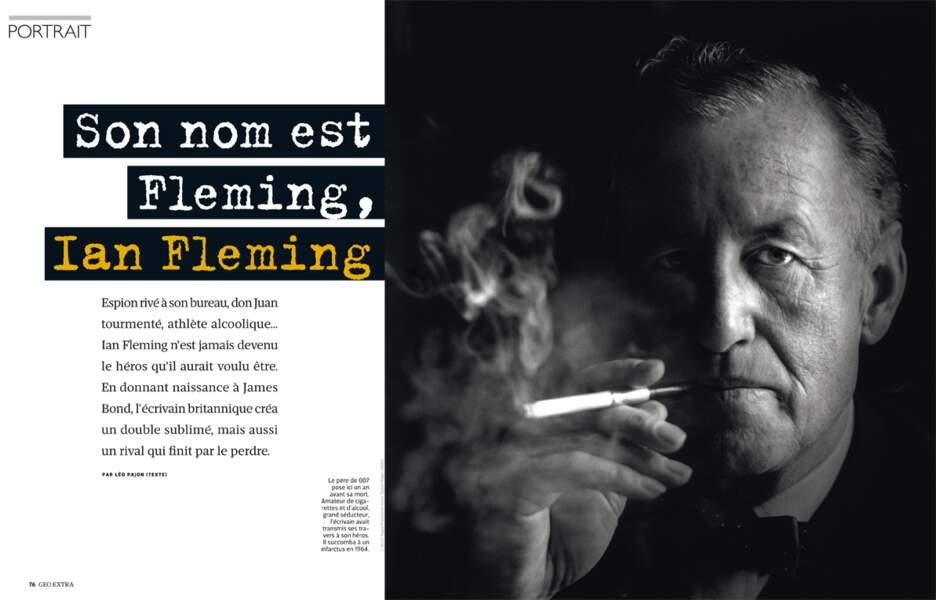 PORTRAIT - Son nom est Fleming, Ian Fleming