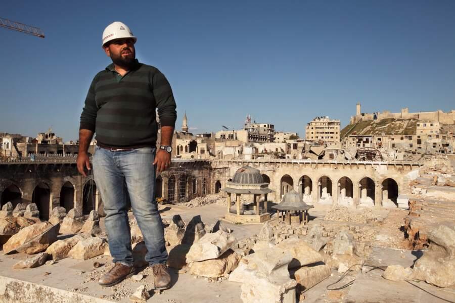 À Alep, les deux-tiers de la vieille ont été gravement endommagés ou détruits