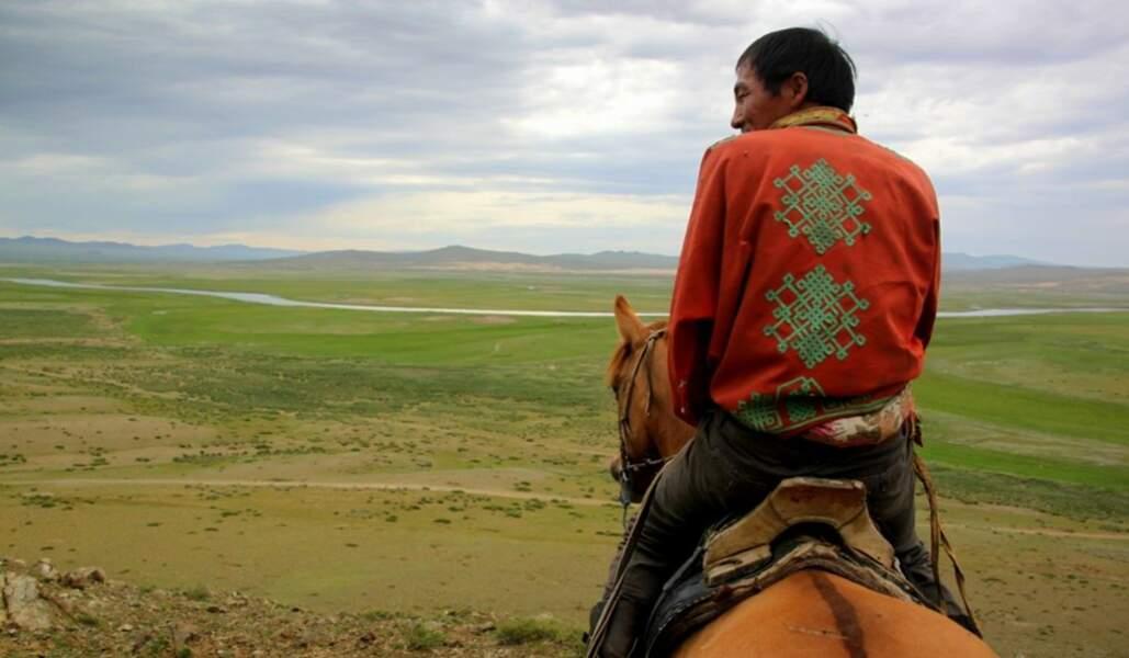 Photo prise en Mongolie par anaelle