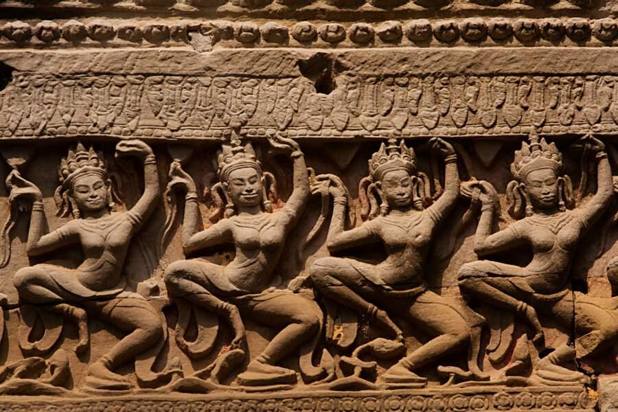 Le temple de Preah Khan