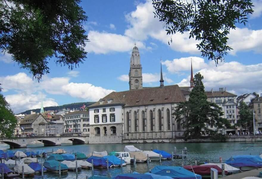 N°6 - Zurich (Suisse)