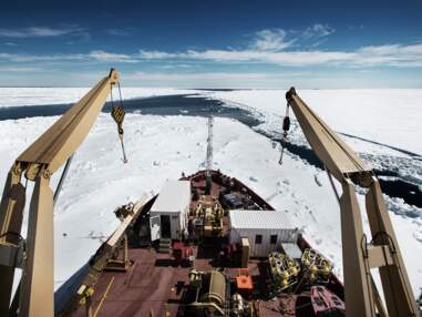 Voyage épique autour du cercle polaire arctique