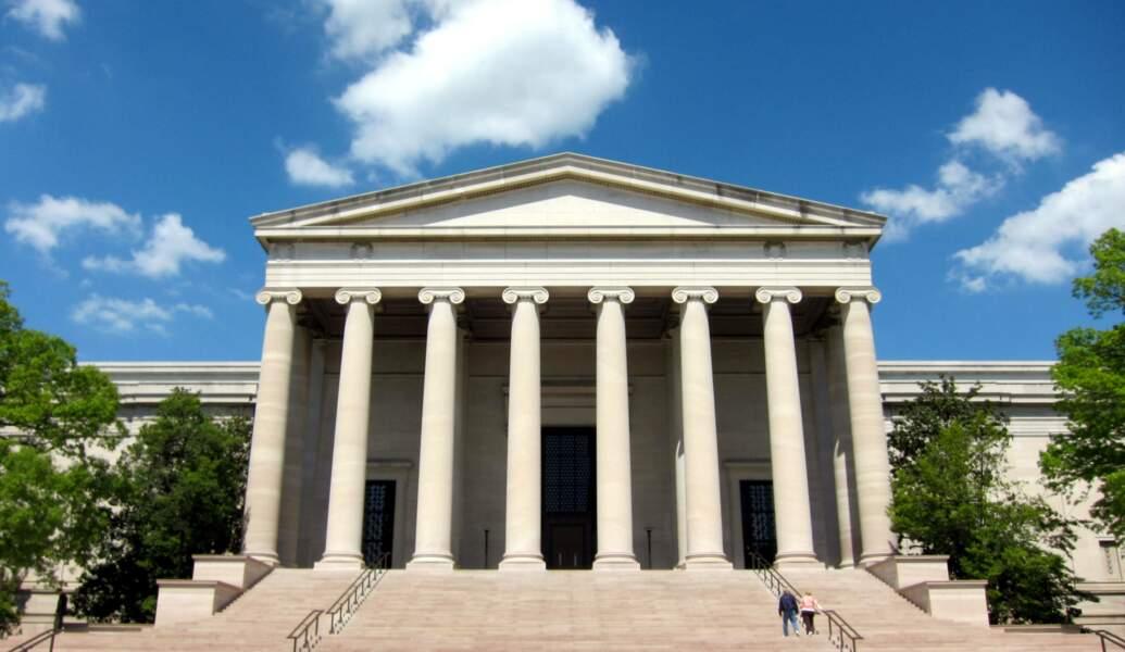 8 - La National Gallery of Art, Washington (Etats-Unis)