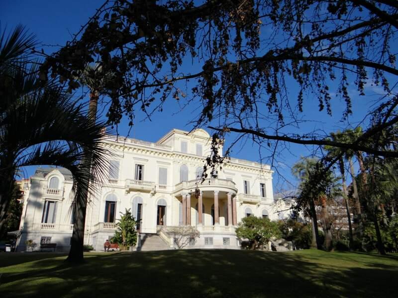 La Villa Rothschild : le charme romantique