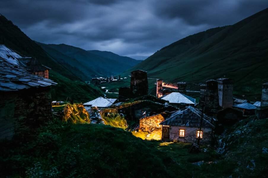 Une nuit géorgienne