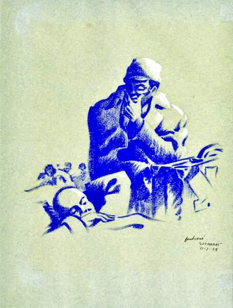 Les Haras, 1939, Carles Fontsere