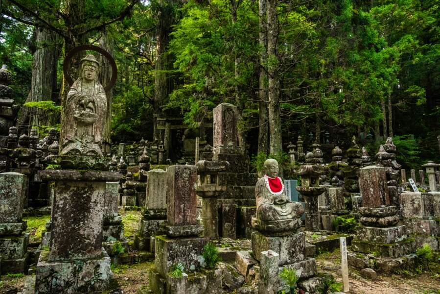 Koyasan, la montagne sacrée