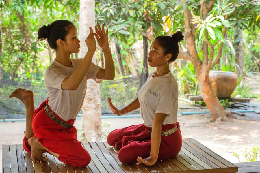 L'art sacré des Khmers