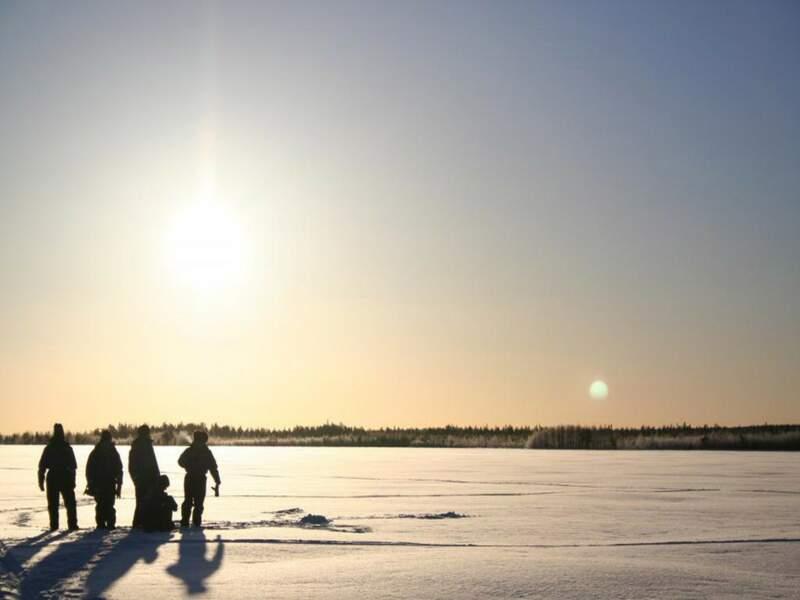 Diaporama n°7 : En Laponie finlandaise, au cœur du Grand Nord