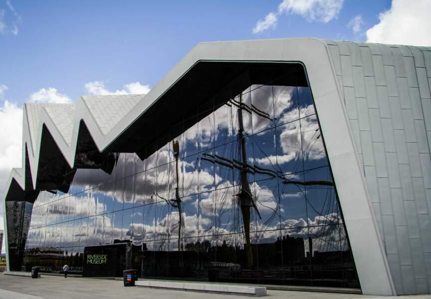 Les transports à l'honneur au Riverside Museum